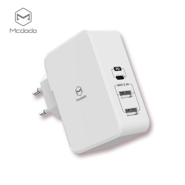 Mcdodo USB PD 29W Quick Charger for iPhone X 8 Plus Type c usb c Charge.jpg 640x640 dd191c3d a098 45f1 89bf 237f3cbaacc2