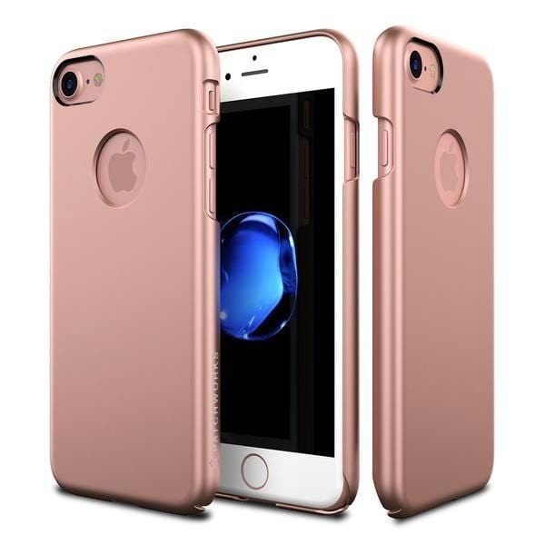 Patchworks Pure Skin case for iPhone 7 015 rose gold grande 7a95d122 faec 4487 be34 31077eff77ac