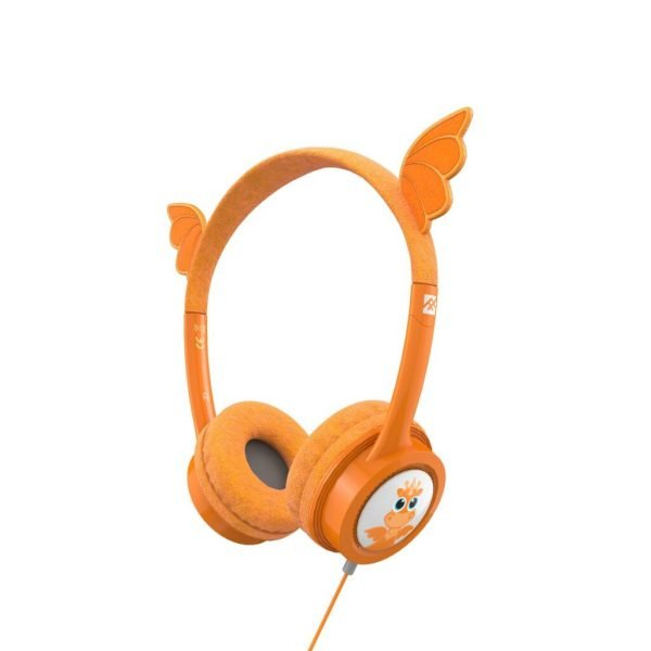 ifrogz headphone little rockerz costume with buddy jack and coiled cable fg dragon ear coupling 167328 jpg scaled 1