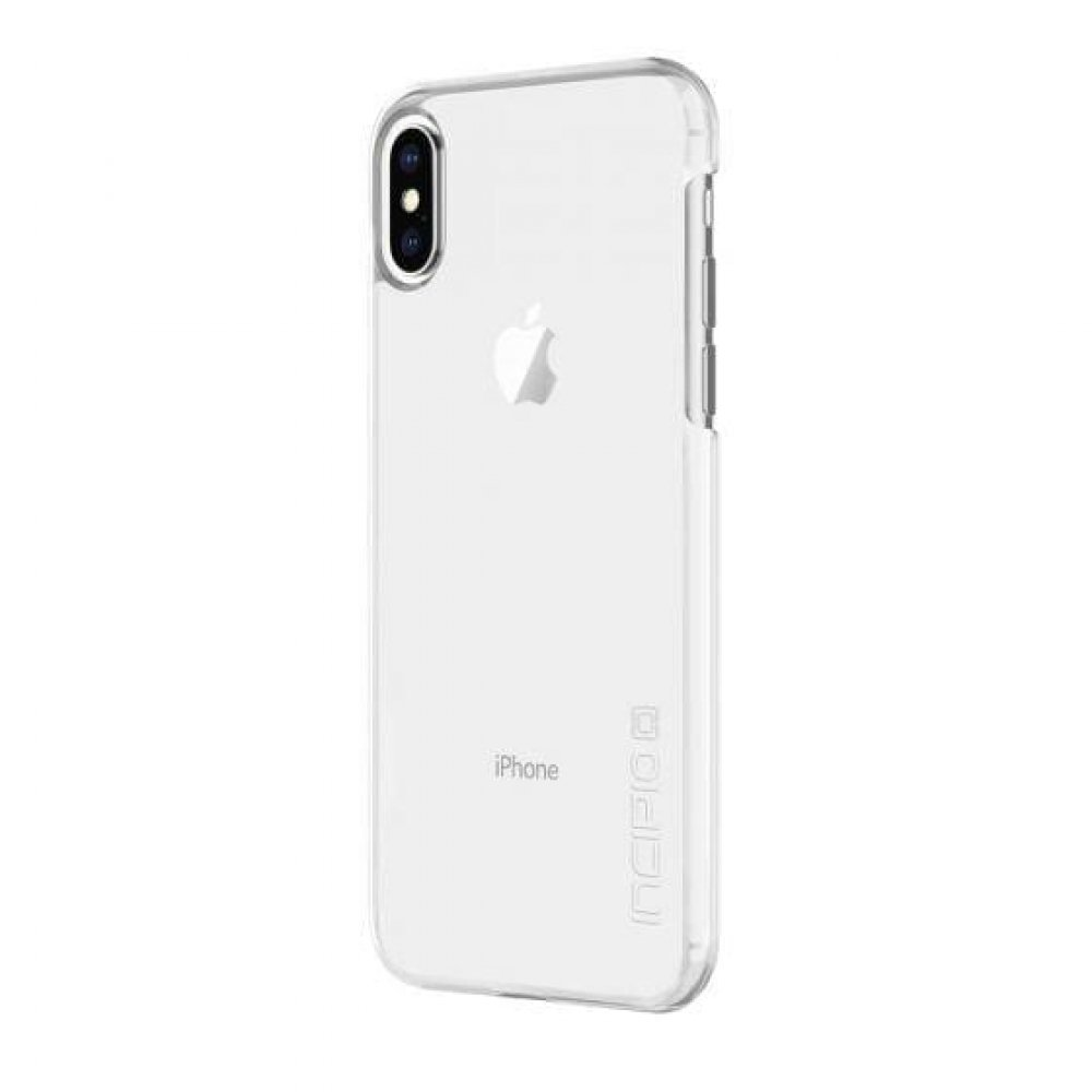 incipio feather pure iphone x case clear b
