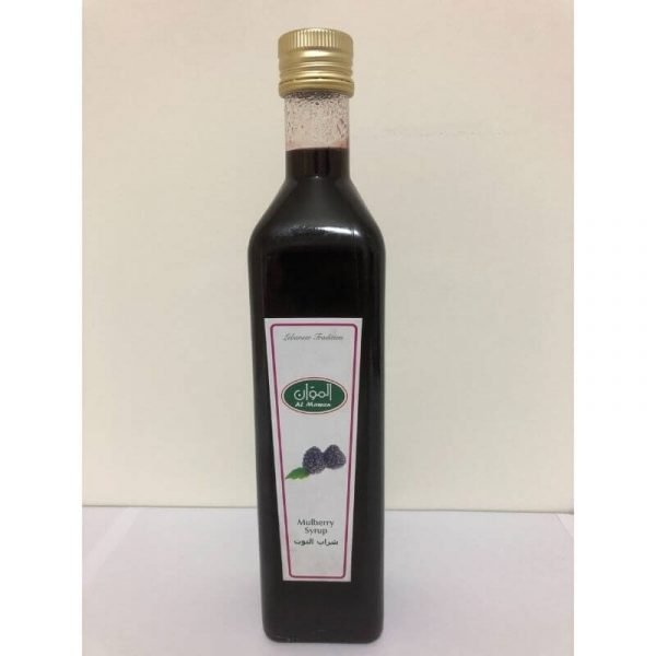 Al Mawan Mulberry Syrup