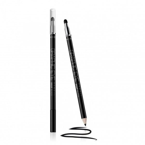 revers wooden eyeliner with a sponge graphic eye w592 rev46graphiceye 8f253e e1626867074144