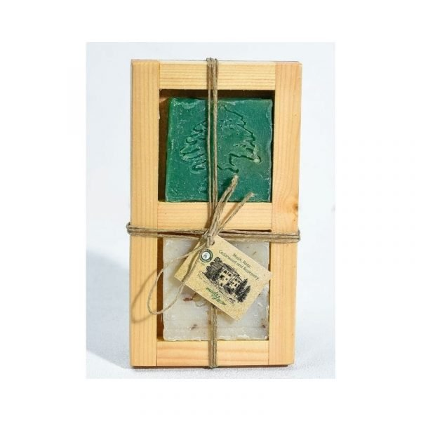 Wooden Box - 2 pieces