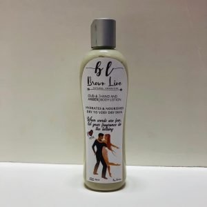 body lotion Oud&Amber